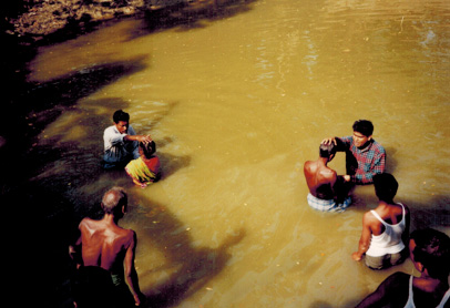 Baptism_Bangladesh_2013 Photo