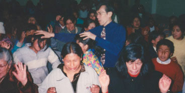 Missions Peru