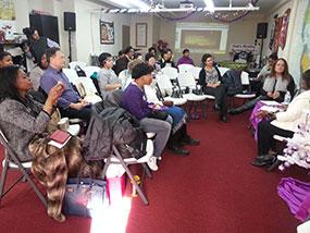 Women2Women Group Sitting